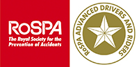RoSPA Advanced Drivers and Riders (Gold)